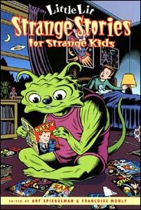 Little Lit, Straneg Stories for Strange Kids, indicado como Melhor Série Infantil