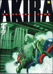 Akira, indicado como Melhor Edição Americana de Material Estrangeiro