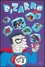 Bizarro Comics, indicado na categoria Melhor Antologia
