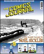 The Comics Journal, indicado como Melhor Períodico Relacionado a Quadrinhos
