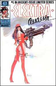 Elektra: Assassin #1