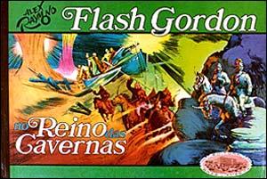 Flash Gordon, da Ebal