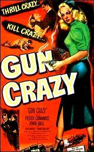 Gun Crazy, um dos filmes preferidos de Max Allan Collins