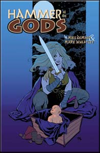 Hammer of the Gods #1