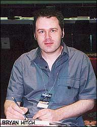 Bryan Hitch