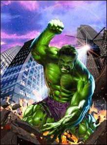 Hulk, de Greg Horn