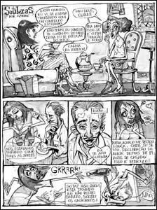 Arte de Marcelo Caribé