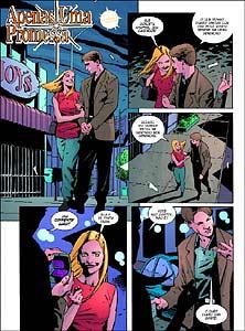 Buffy, em quadrinhos, na Wizard