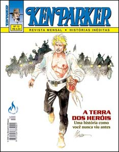 Ken Parker #12, da Mythos