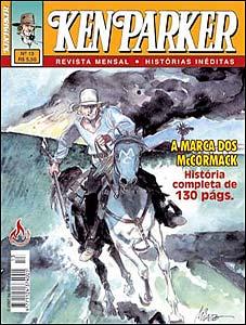 Ken Parker #13, da Mythos
