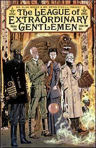 The League of Extraordinary Gentlemen Volume II #2