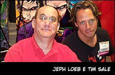 Jeph Loeb e Tim Sale