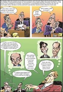 Página de Lula - História de um vencedor