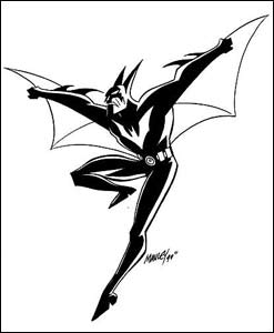 Batman Beyond, por Mike Manley