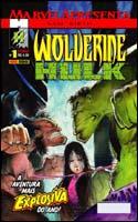Marvel Apresenta : Wolverine & Hulk #1