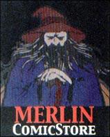Merlin Comic Store