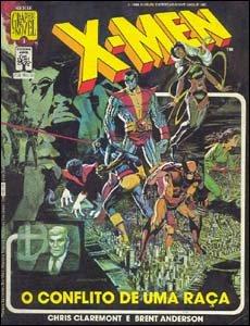 Graphic Novel #1 - X-Men: O Conflito de uma Raça