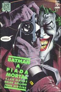 Graphic Novel #5 - Batman: A Piada Mortal