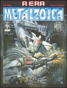 Graphic Novel #9 - A Era Metalzóica