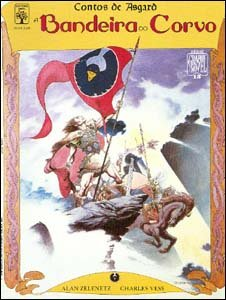 Graphic Novel #13 - Contos de Asgard: A Bandeira do Corvo