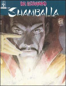 Graphic Novel #17 - Dr. Estranho em Shamballa