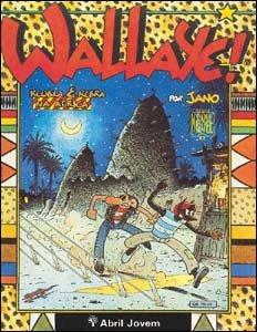 Graphic Novel #27 - Wallaye!: Keubla e Kebra na África