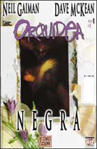 Orquídea Negra #1