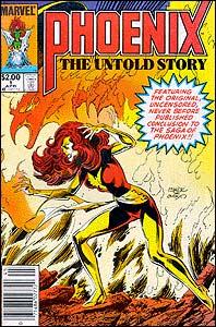 Phoenix: The Untold Story, edição especial que mostra o final original da saga da Fênix Negra