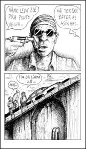 Páginas de As Pirações