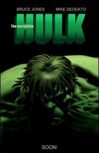 The Incredible Hulk, agora com Mike Deodato
