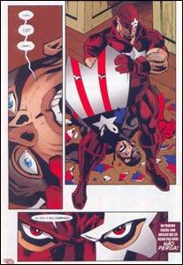 Protocida, em Paladinos Marvel #6, da Panini Comics