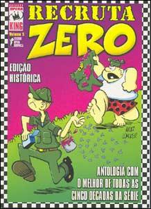 Recruta Zero #1, da Opera Graphica