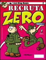 Recruta Zero - Coleção King Comix #2