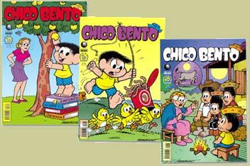 Revistas do Chico Bento