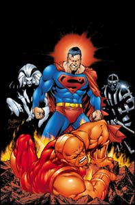 Superman: The Man os Steel #131
