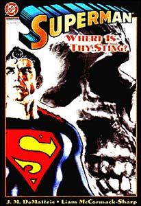 Superman: Where is Thy Sting