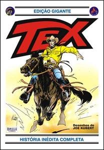 Tex Gigante #9, da Mythos, com arte de Joe Kubert