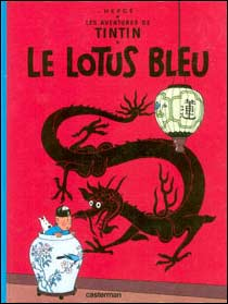 Tintin e o Lotus Azul