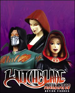 Witchblade Animated