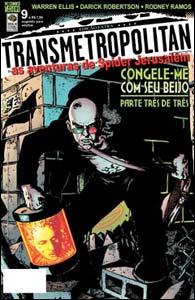 Transmetropolitan #9