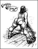 A mulher no traço de Crumb
