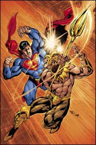 Action Comics 813, arte de Ivan reis
