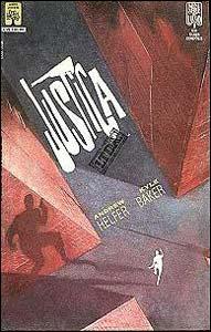 Justiça Ltda #1, da Editora Abril