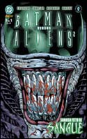Batman versus Aliens #3