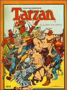 Tarzan: O lago da Vida, da Ebal