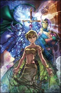 Holy Avenger RPG D20