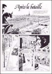 Página de Les Memoires de Mr. Griffaton