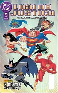 Liga da Justiça - O desenho da TV #5
