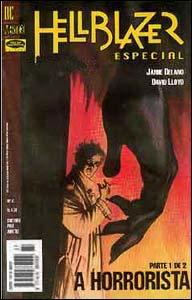 Hellblazer Especial - O Horrorista #1
