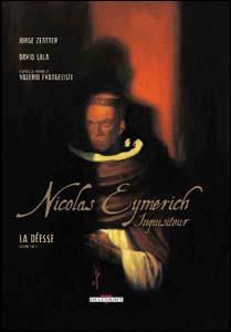 Edição francesa de Nicolas Eymerich - Inquisiteur